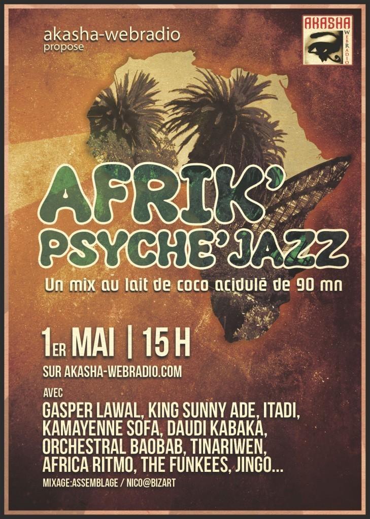 Afrik'Psyche'Jazz
