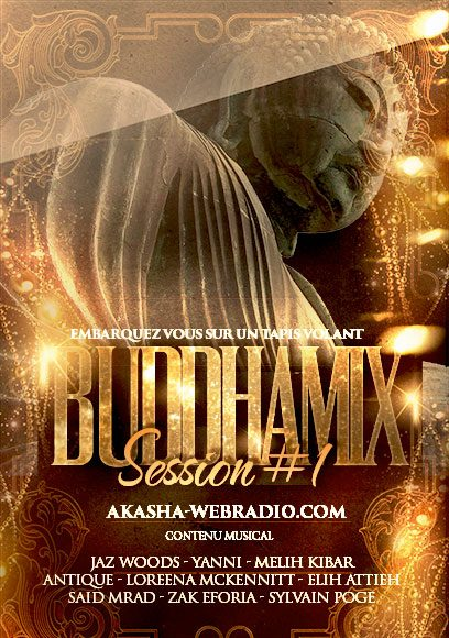 BuddhaMix #1