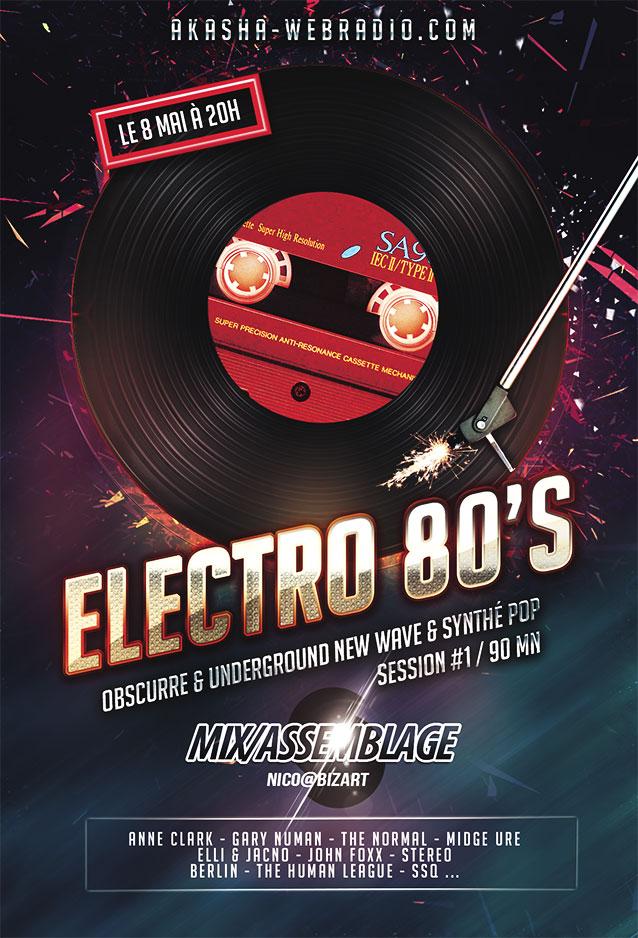 Electro80's Mix #1