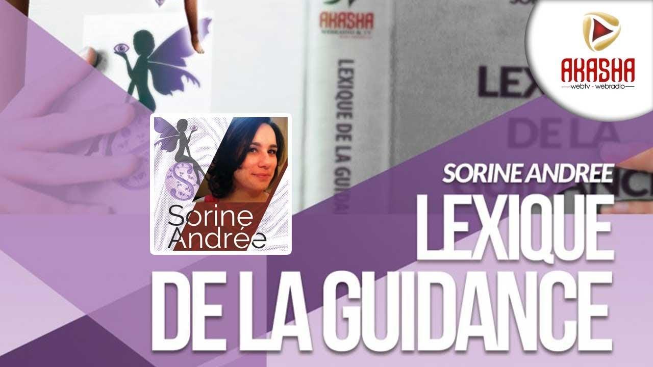 Sorine Andrée | Lexique de la guidance