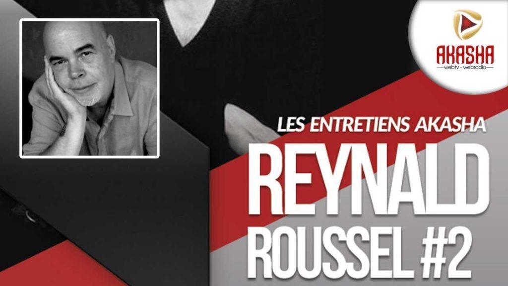 Reynald ROUSSEL   Entretien
