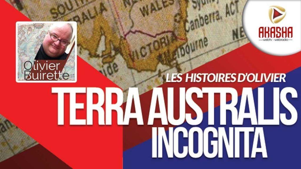 Olivier Buirette   Terra Australis Incognita – L'Australie