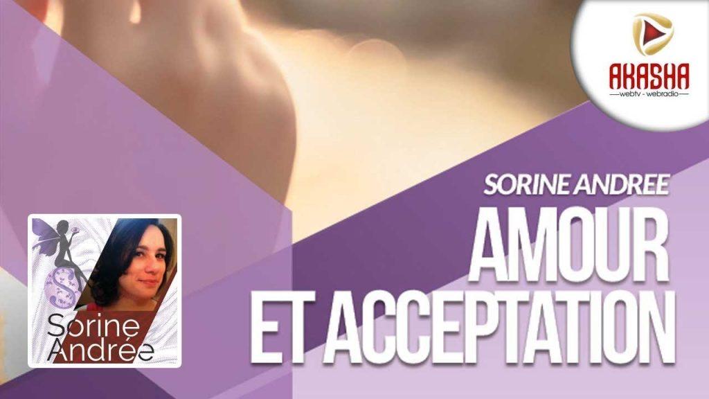 Sorine Andrée   Amour et acceptation