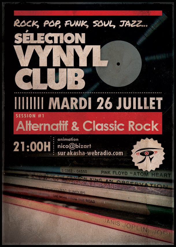 Séléction Vinyl'Club