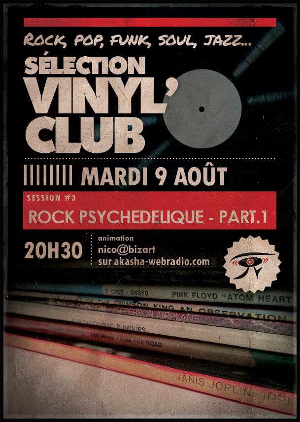 Sélection Vinyl'Club #3