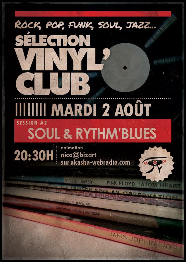 Sélection Vinyl'Club #2