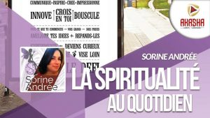 Sorine Andrée | La spiritualité au quotidien