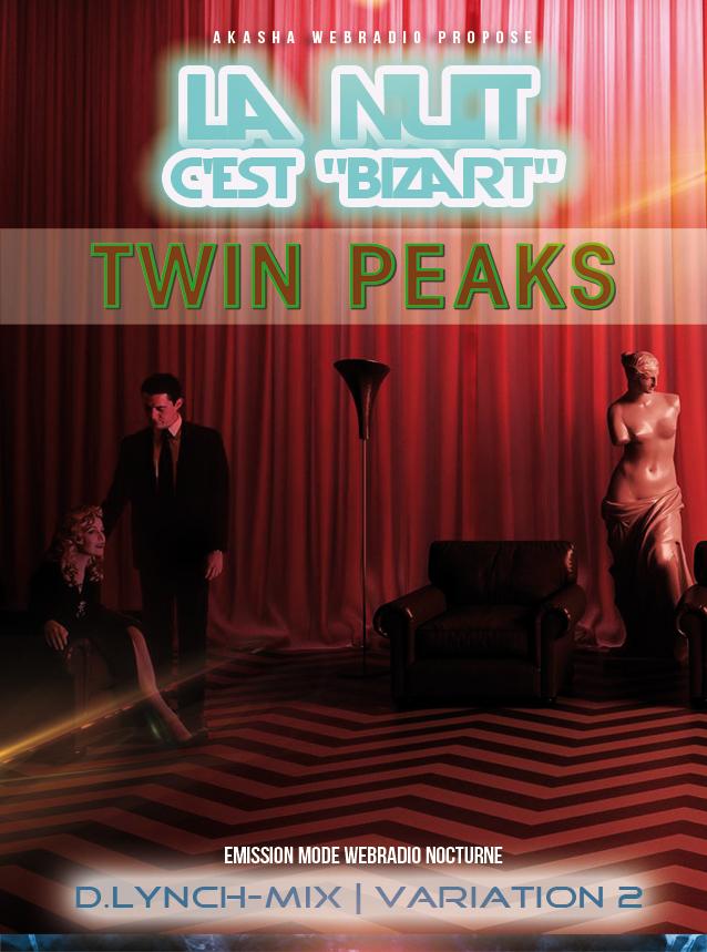 Twin Peaks | LynchMix Variation #2