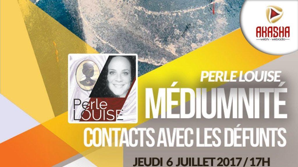Perle LOUISE | Contacts avec les défunts