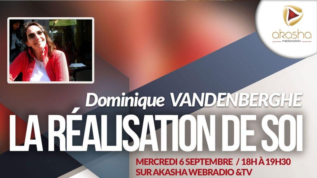 Dominique VANDENBERGHE | La réalisation de soi