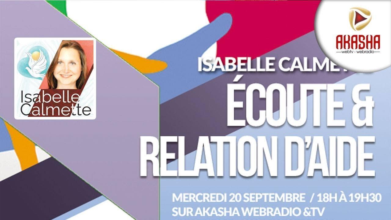 Isabelle CALMETTE | Ecoute et relation d'aide