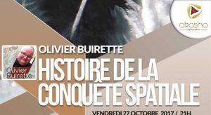 Olivier Buirette | Histoire de la conquête spatiale