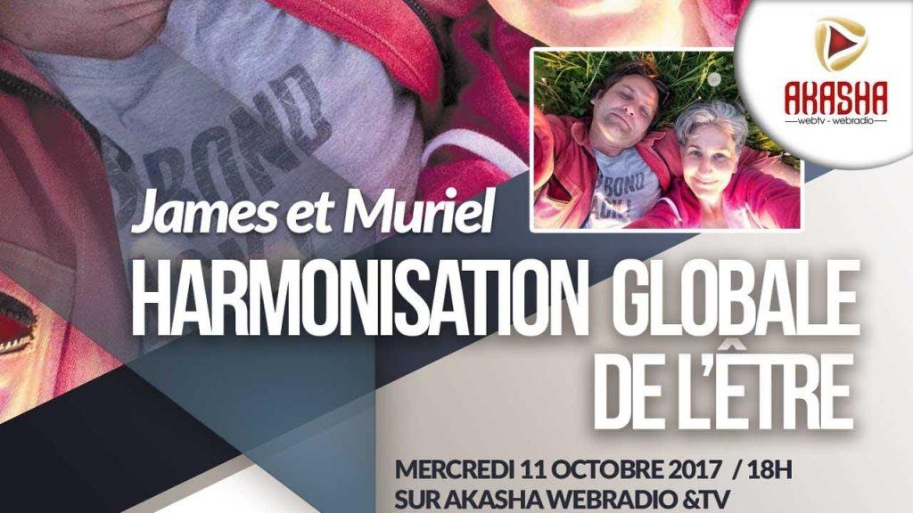 James et Muriel – Moadim | Harmonisation globale de l'être