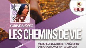 Sorine ANDREE | Les chemins de vie