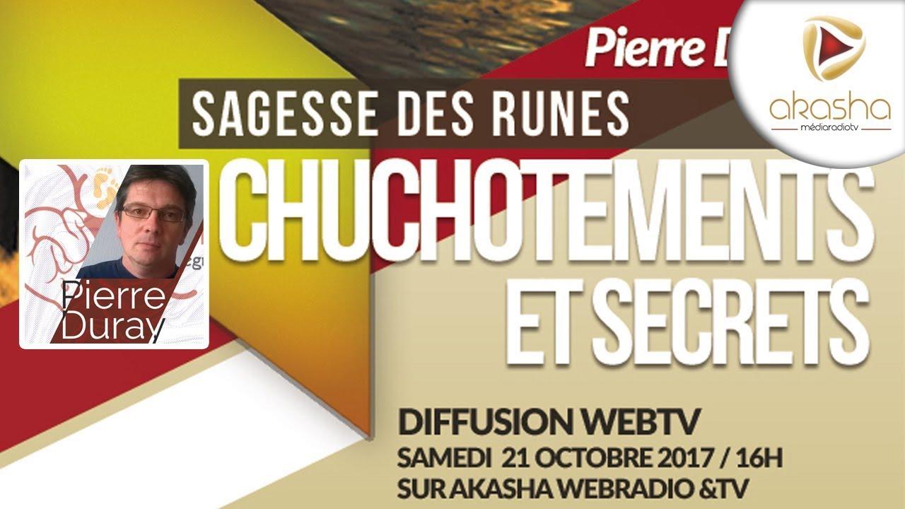 Pierre DURAY | Chuchotements et secrets – La sagesse des runes #3