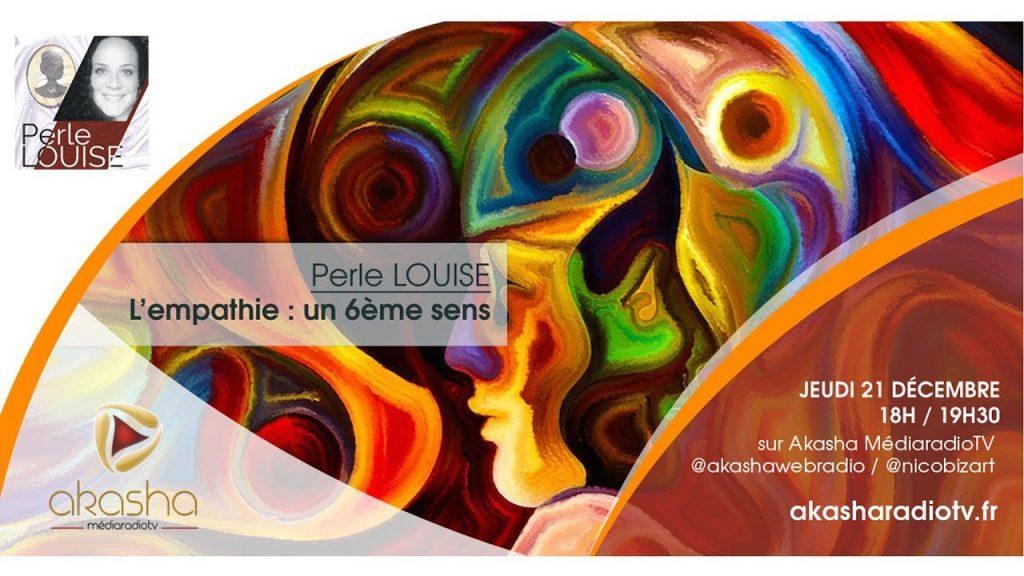 Perle Louise | L'empathie : un sixième sens