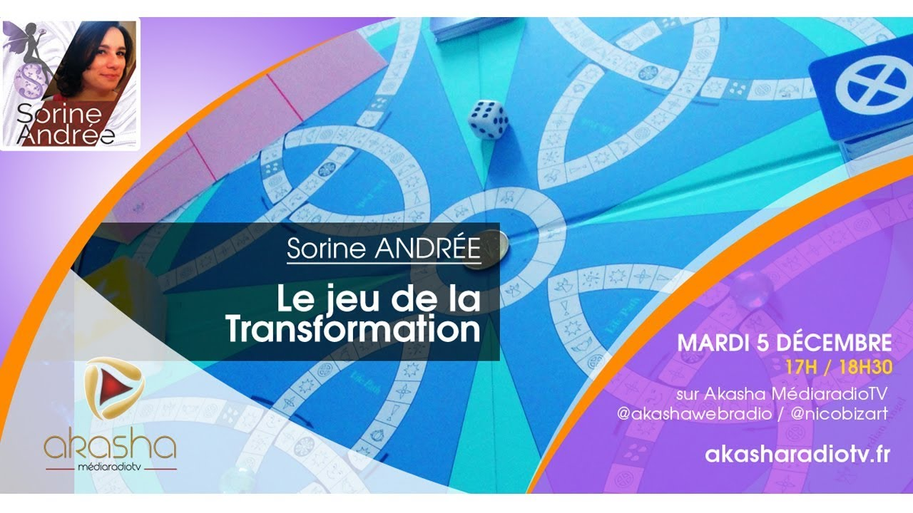 Sorine Andrée | Le jeu de la tranformation