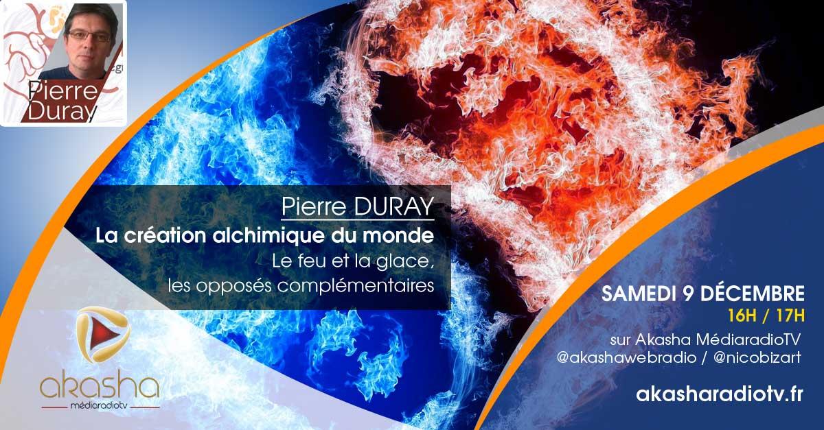 Pierre Duray – La création alchimique du monde