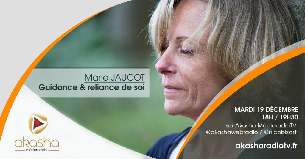 Marie Jaucot | Guidance et reliance de soi