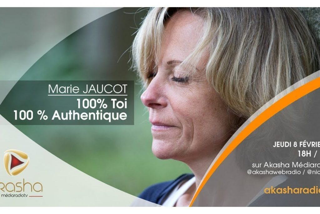 Marie Jaucot | 100% toi, 100% authentique