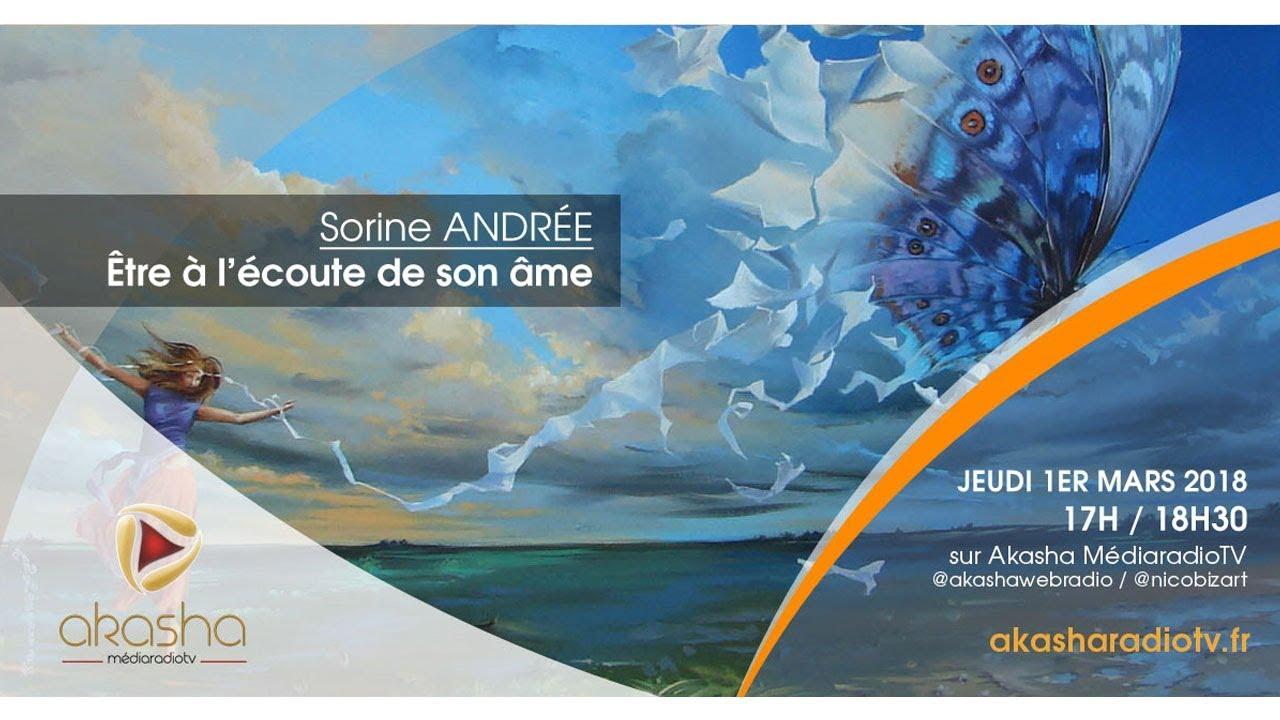Sorine Andrée | Etre à l'écoute de son âme