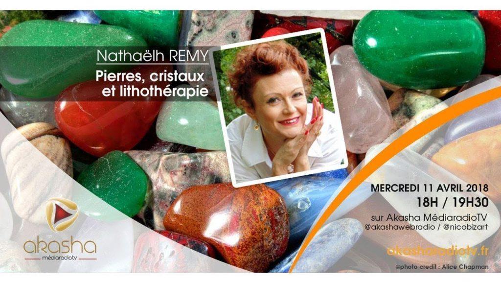 Nathaëlh Remy | Pierre, cristaux et lithothérapie