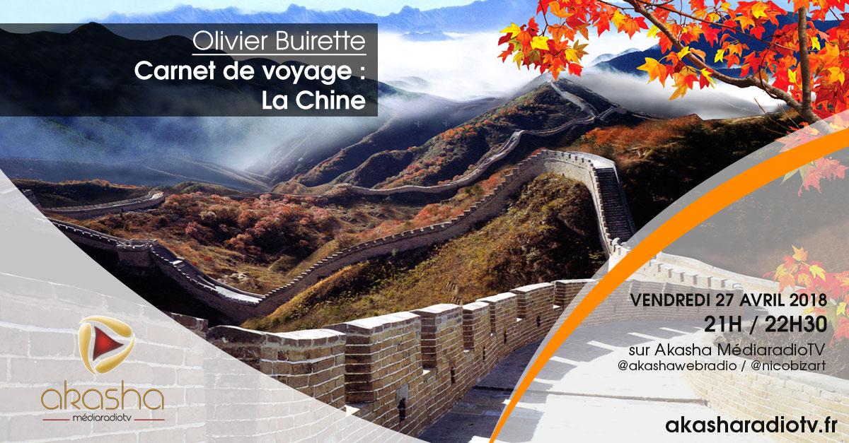 Olivier Buirette | Carnet de voyage, la Chine