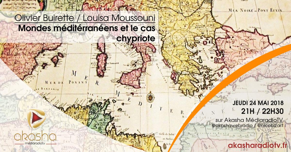Olivier Buirette & Louisa Moussouni | Mondes méditérranéens