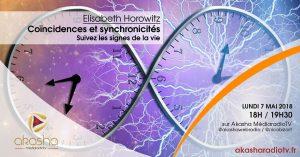 Elisabeth Horowitz | Synchronicités et coïncidences, suivez les signes de la vie