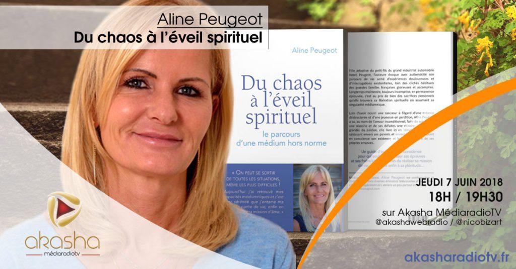 Aline Peugeot | Du chaos à l'éveil spirituel