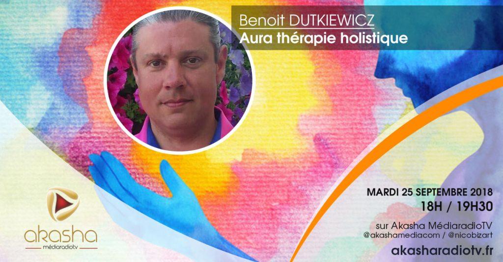 Benoit Dutkiewicz | Aura thérapie holistique