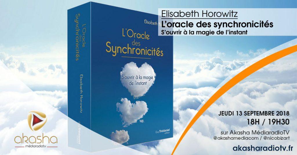 Elisabeth Horowitz | L'oracle des synchronicités