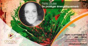 Perle Louise | Se protéger énergétiquement