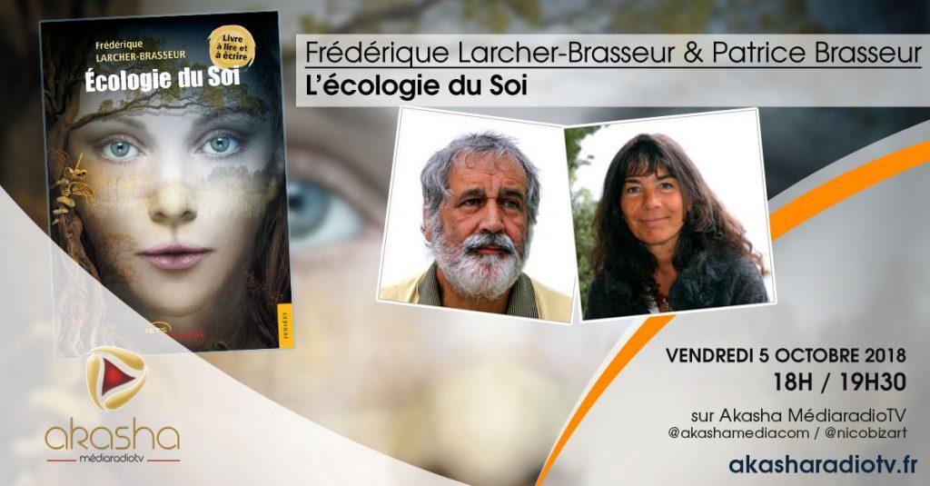 Frédérique Larcher-Brasseur & Patrice Brasseur   L'écologie du Soi