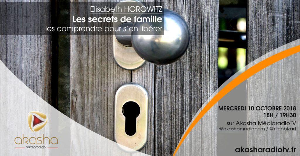 Elisabeth Horowitz   Les secrets de famille