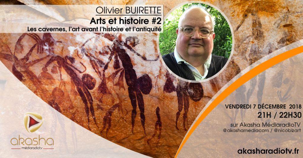 Olivier Buirette   Arts et histoire #2, les arts primitifs