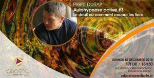 Pierre Duray | Autohypnose active. Le deuil couper les liens