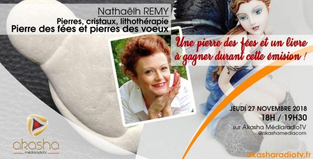Nathaëlh Remy   Pierre des fées et pierres des voeux