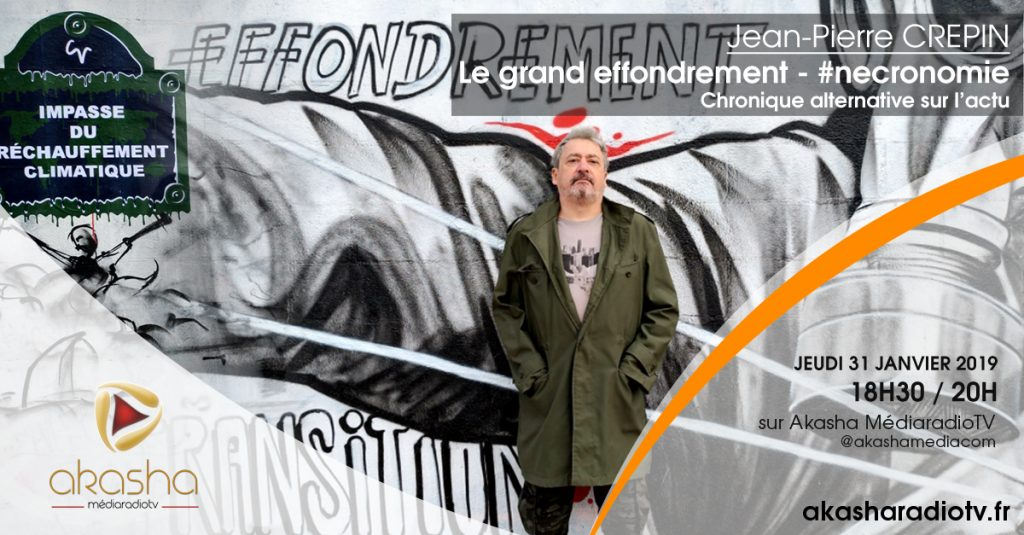 Jean-Pierre Crepin | Le grand effondrement