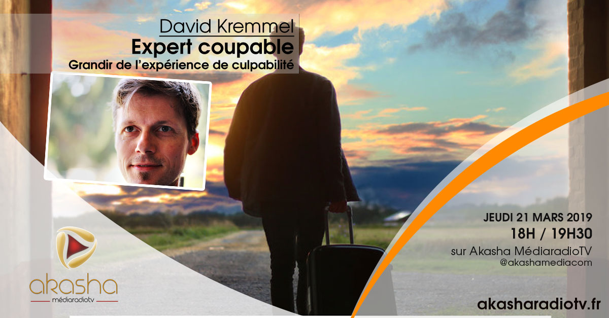 David Kremmel | l'expérience de culpabilité –  Soins essenniens