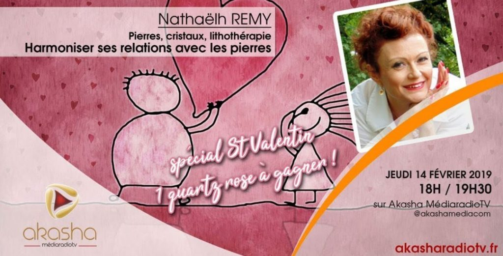 Nathaëlh Remy   Harmoniser ses relations avec les pierres