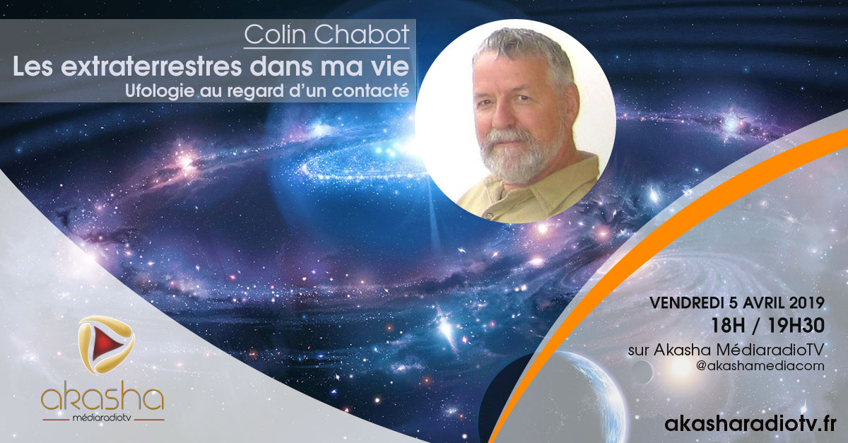 Colin Chabot | Les extraterrestres dans ma vie – NAJA