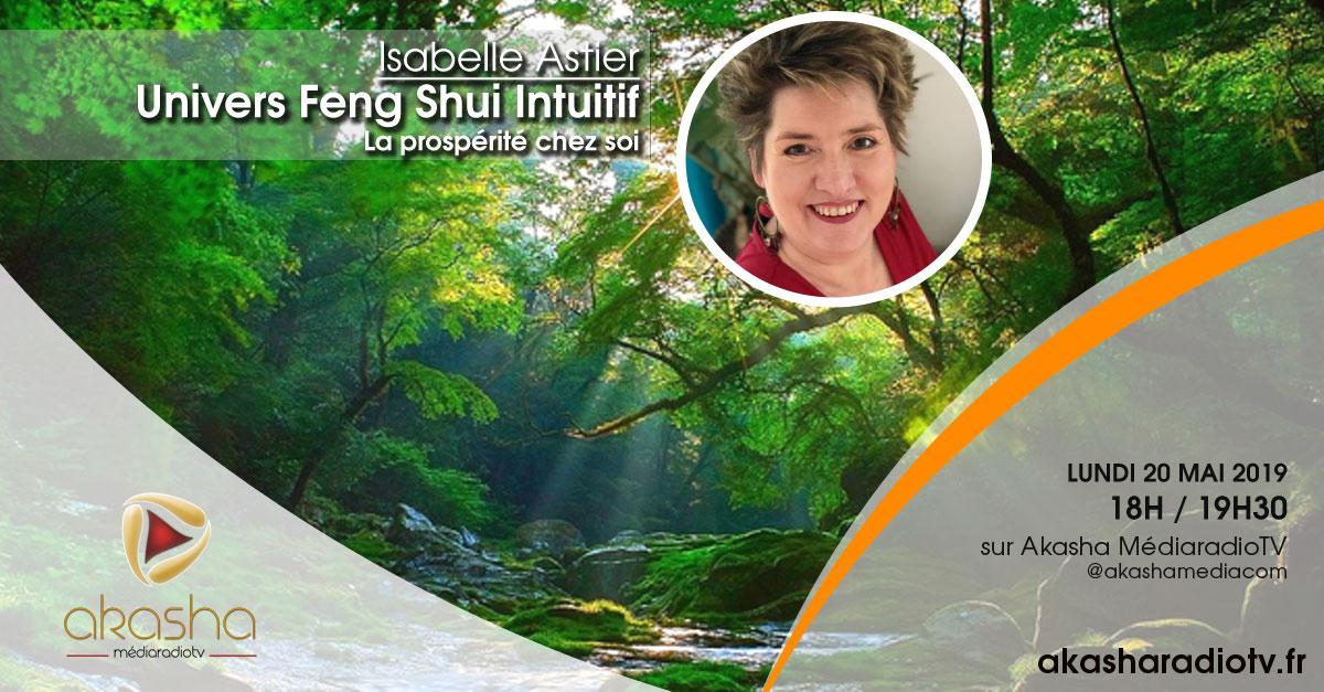 Isabelle Astier | La prospérité chez soi, Feng Shui intuitif