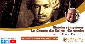 Le comte de Saint Germain | Olivier Buirette