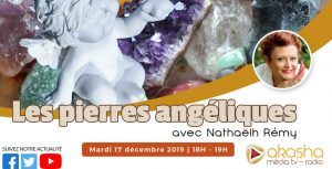 Les pierres angéliques | Nathaëlh Remy