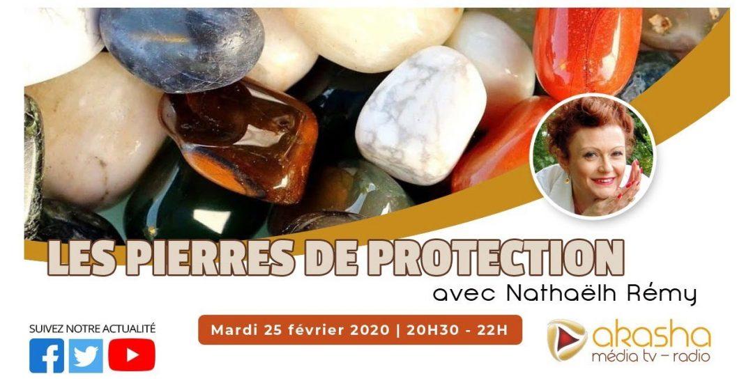 Les pierres de protection | Nathaëlh Remy