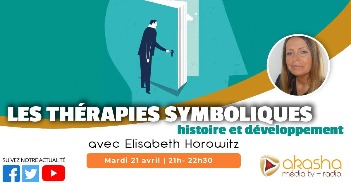 Les thérapies symboliques | Elisabeth Horowitz