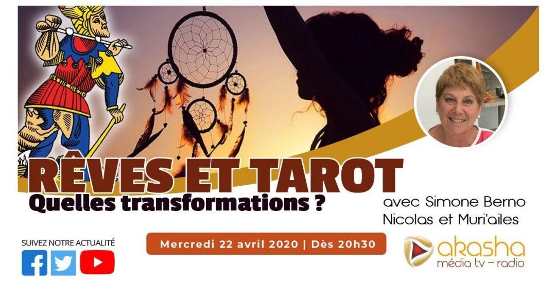 Rêves et Tarot, quelles transformations | Simone Berno