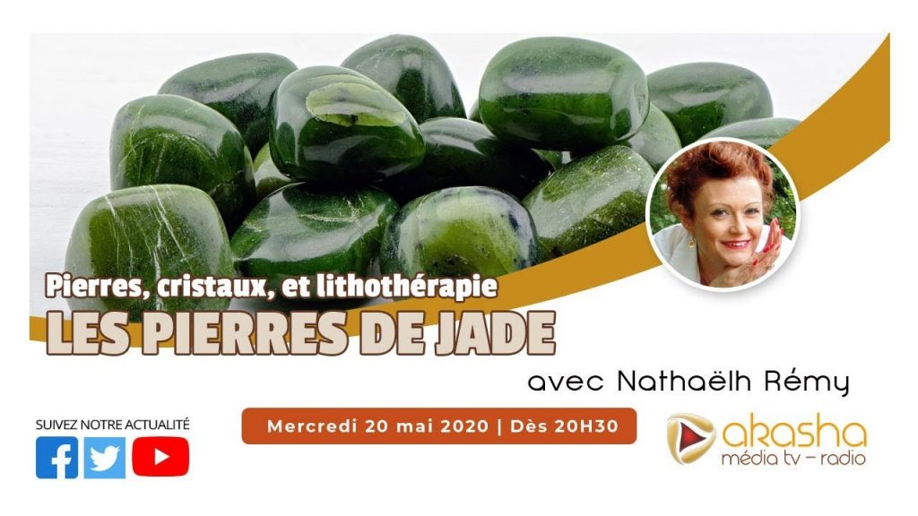 Les pierres de jade | Nathaëlh Remy