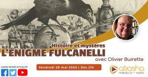 L'énigme Fulcanelli | Olivier Buirette